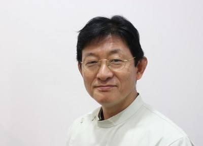 中村真一院長です。治療に関するご相談はお気軽にお話ください。