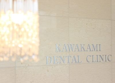 かわかみ歯科の画像