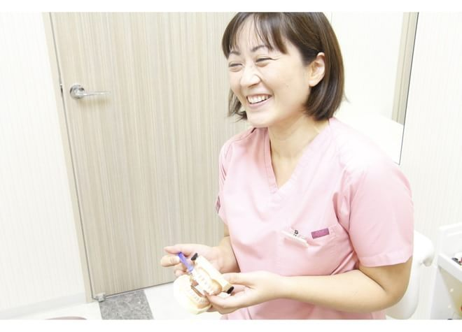 「こんにちは」から始まる検査。患者様のニーズにあった治療をご提案します