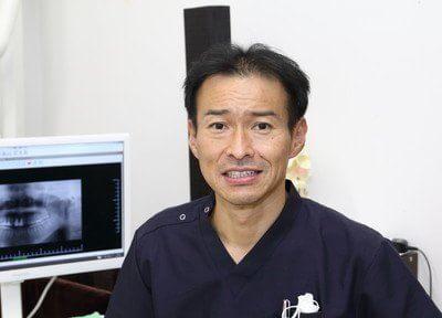 藤森院長です。患者様にとって最適な治療をご提供しております。