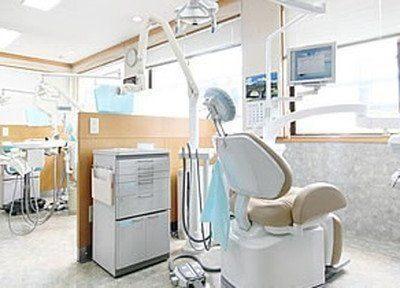 一般歯科診療室です。